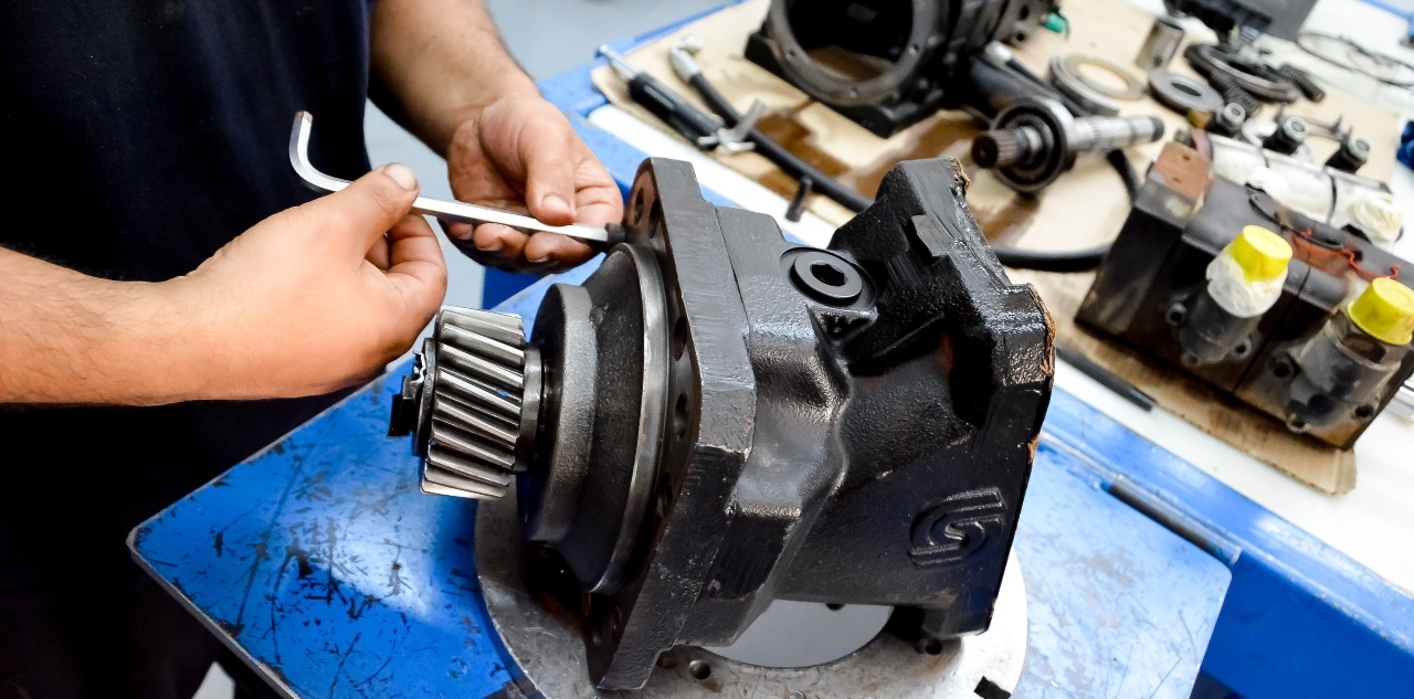 Maintenance d'équipements hydrauliques à Tunis