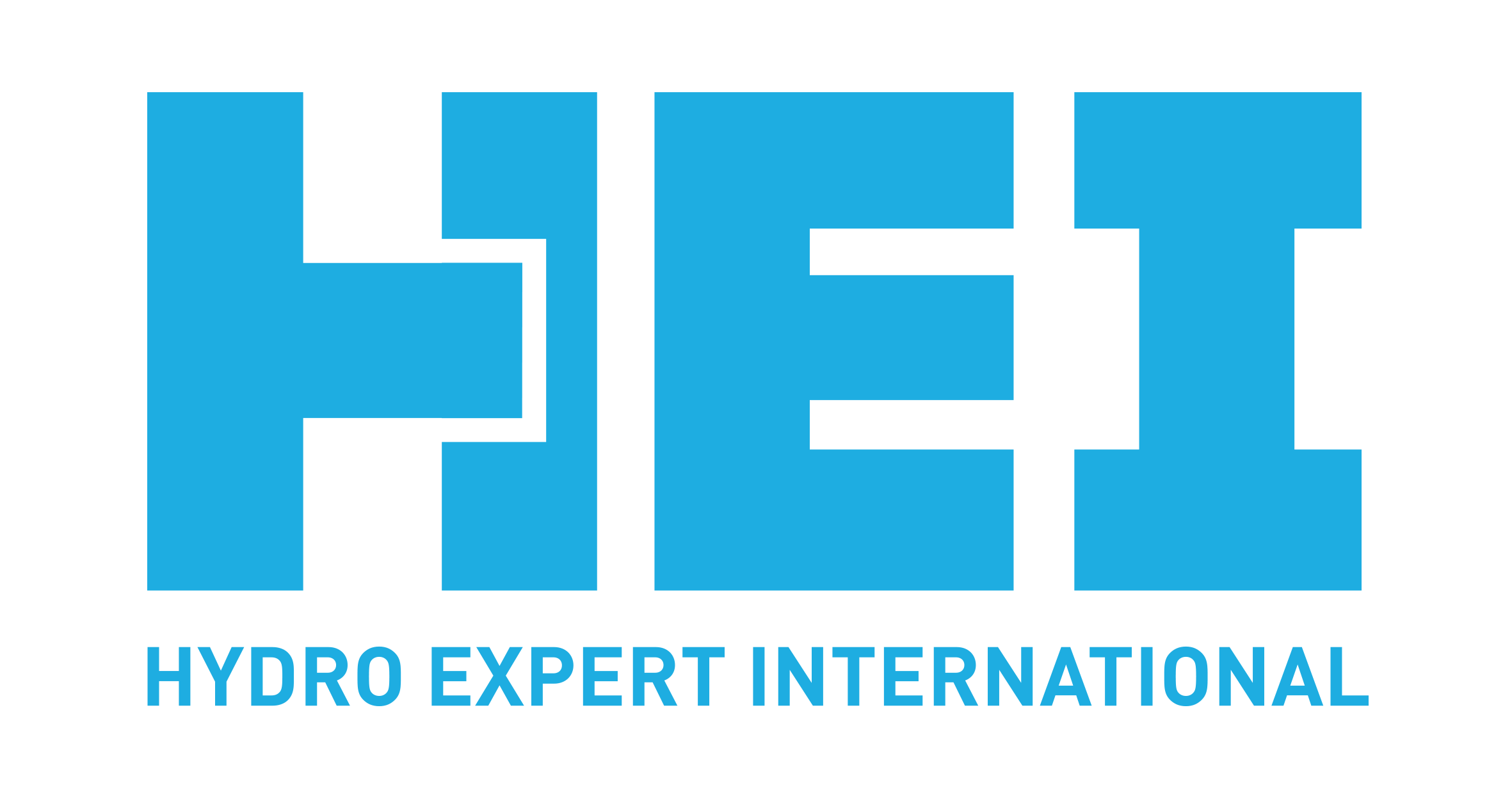 Logo HEI - Hydro Expert International Tunis, expert en solutions et services hydrauliques