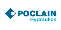 Logo Poclain - services et solutions hydrauliques à Tunis