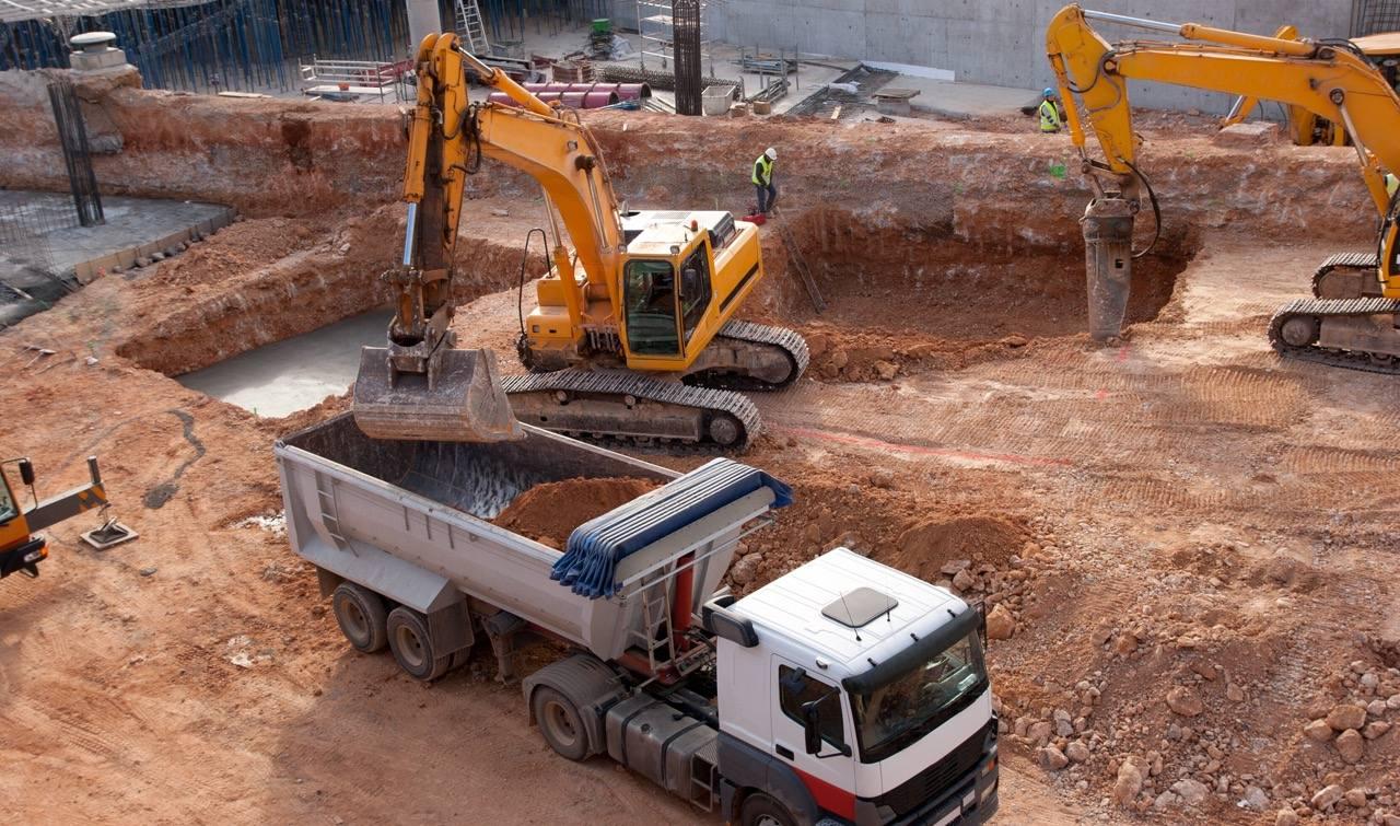 Services et solutions hydrauliques pour l'industrie des travaux publics à Tunis, Tunisie