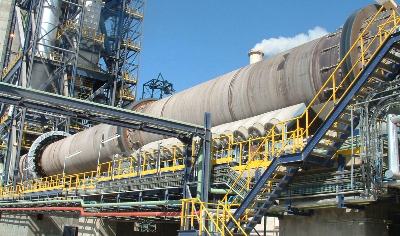 Services et solutions hydrauliques pour l'industrie de la cimenterie à Tunis, Tunisie