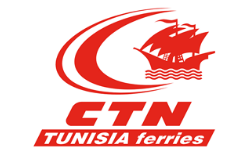 Logo CTN, partenaire HEI Tunisie