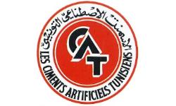 Logo Les Ciments Artificiels Tunisiens, partenaire HEI Tunisie