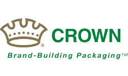 Logo Crown brand building packaging, partenaire HEI Tunisie