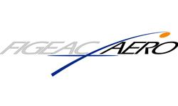 Logo Figeac Aero aéronautique, partenaire HEI Tunisie