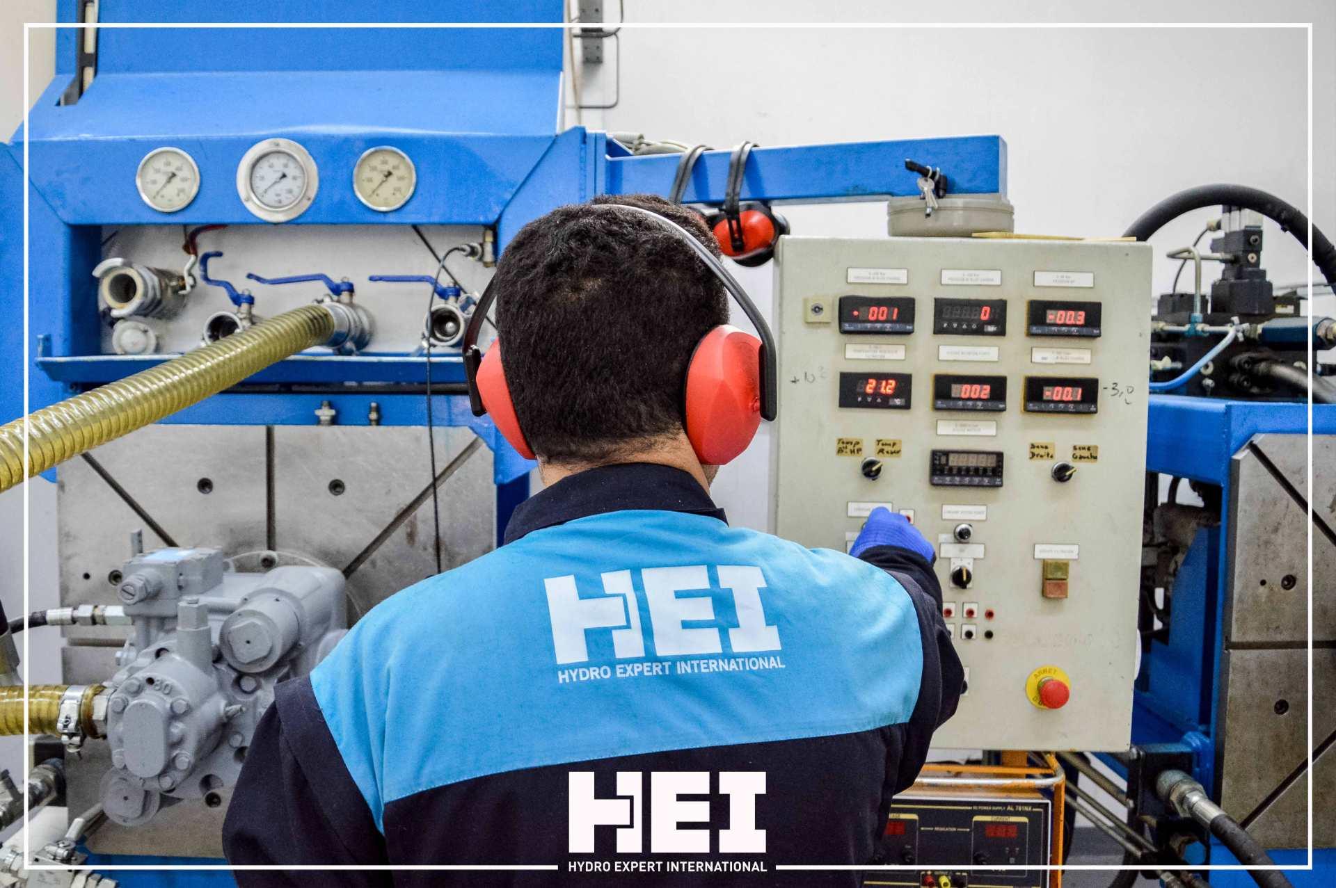 Banc d'essai HEI Tunis, solutions hydrauliques en Tunisie