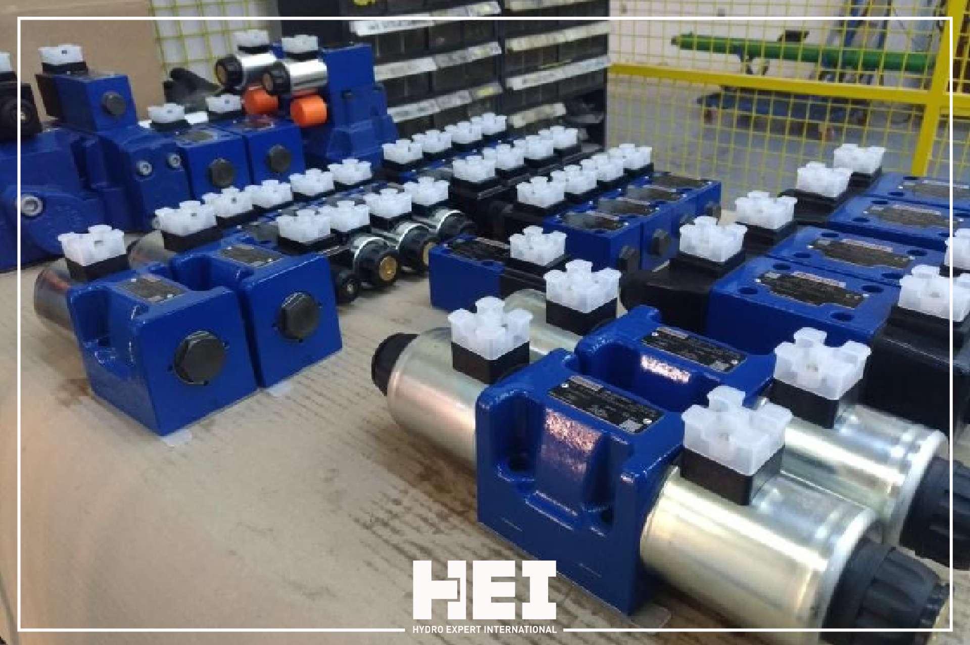 Distributeurs hydrauliques et autres pièces de rechange: HEI Tunis.