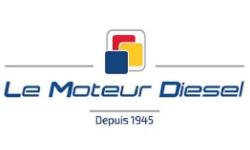 Logo Le Moteur Diesel, partenaire HEI Tunisie