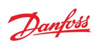 Logo Danfoss, équipements hydrauliques à Tunis