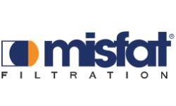 Logo Misfat Filtration, partenaire HEI Tunisie