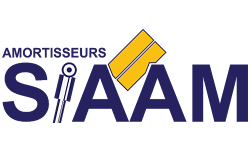 Logo SAAM amortisseurs, partenaire HEI Tunisie