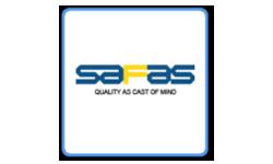 Logo Safas Mécanique et Métallurgie, partenaire HEI Tunisie