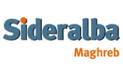Logo Sideralba Maghreb, partenaire HEI Tunisie