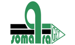 Logo Somatra, partenaire de HEI Tunisie