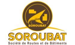 Logo Soroubat, Sociétré de Routes et de Bâtiments, partenaire de HEI Tunisie