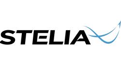 Logo Stelia Aerospace aéronautique, partenaire HEI Tunisie