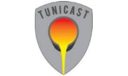 Logo Tunicast Fonderie, partenaire HEI Tunisie